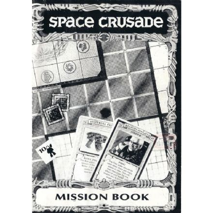 Space Crusade Mission Book